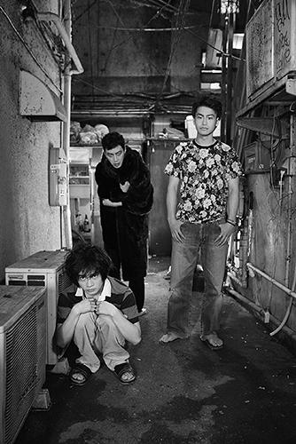 竹林の人々【本日16日大千穐楽!!14時開演、見切れ席解放により当日券ございます!!】