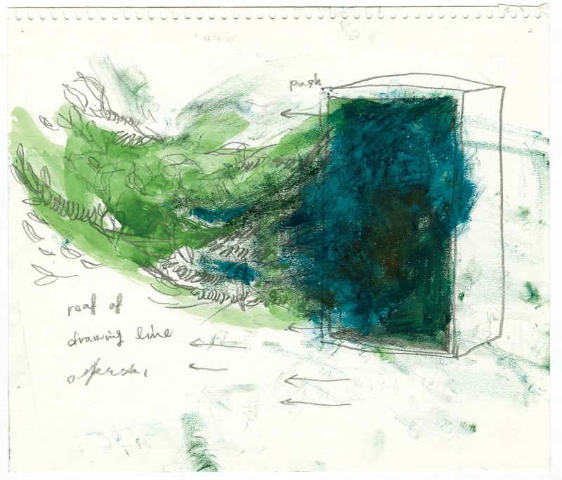 佐藤万絵子展 「机の下でラブレター(ポストを焦がれて)」