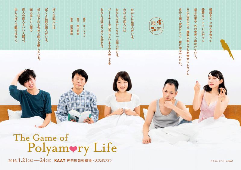 THE GAME OF POLYAMORY LIFE