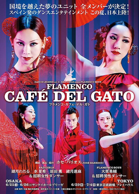 FLAMECO CAFÉ DEL GATO