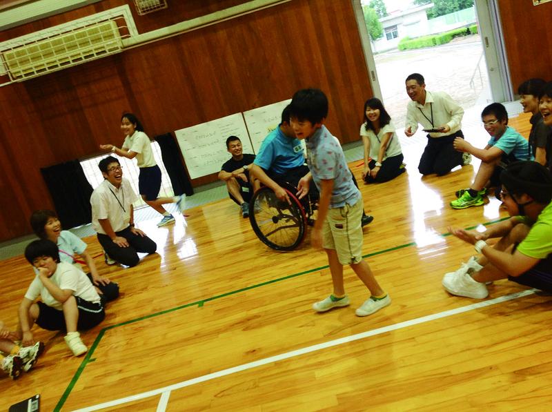 鳥取盲学校の子どもたちと 詩人の上田假奈代が出会って生まれた言葉
