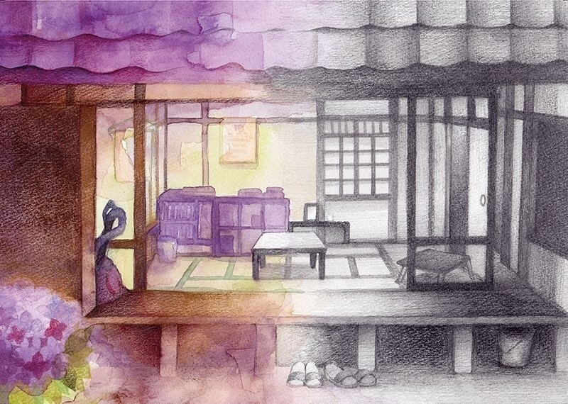 「泣いた紫の花」「43回混ぜても灰色」【ご来場いただきありがとうございました!】
