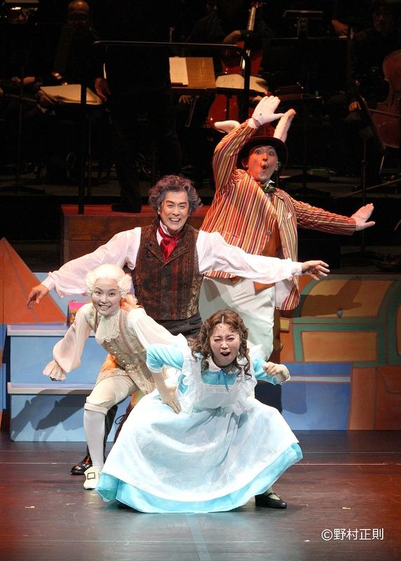 ベートーヴェンと行くアリスのおんがく旅行