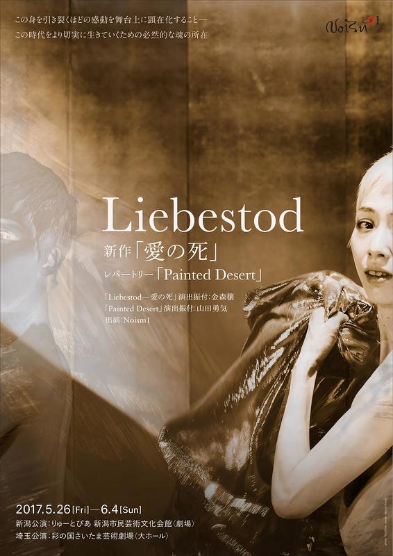 Noism1 『Liebestod –愛の死』『Painted Desert』