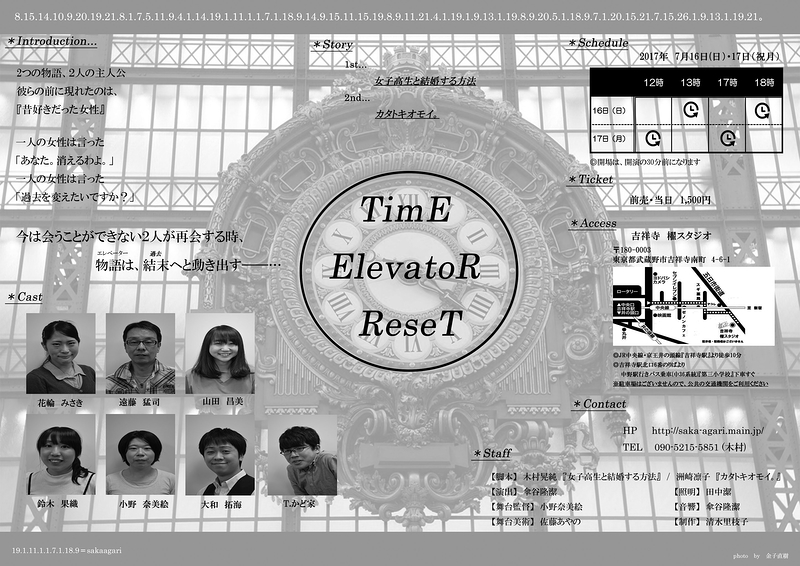 TimE ElevatoR ReseT