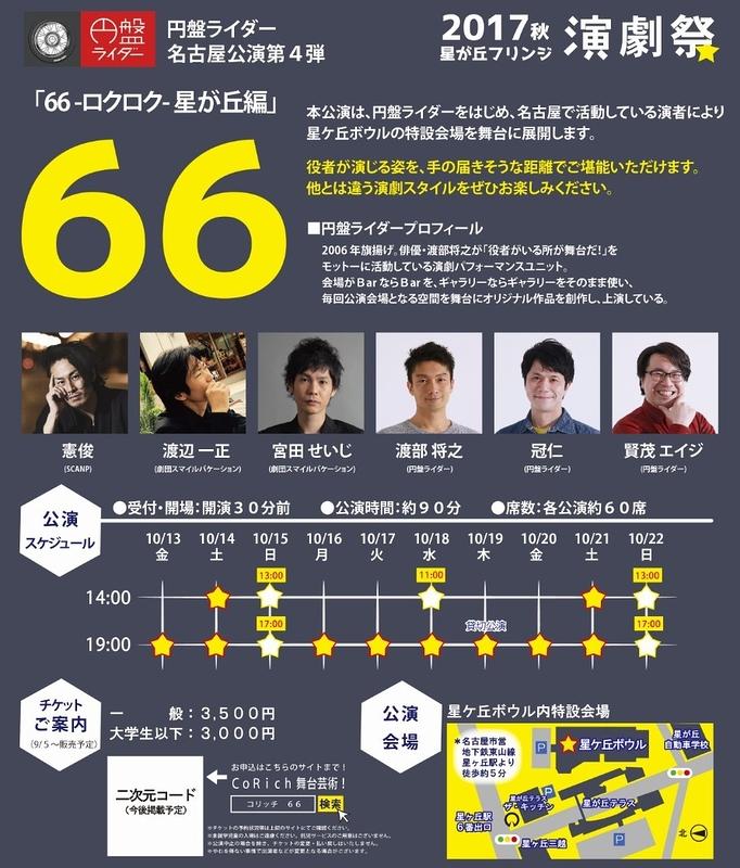 66-ロクロクー星が丘編