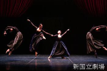 Ballet the Chic―バランシン/サープ/ドゥアト―