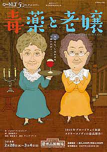 毒薬と老嬢