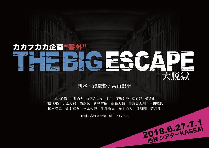 THE BIG ESCAPE-大脱獄-