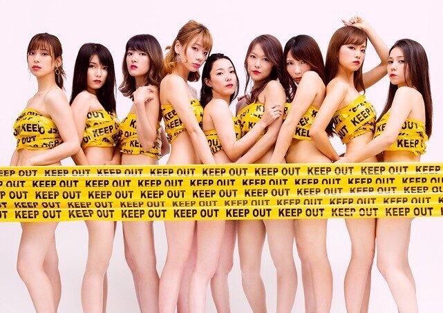 Naked Girls - 裸の女達