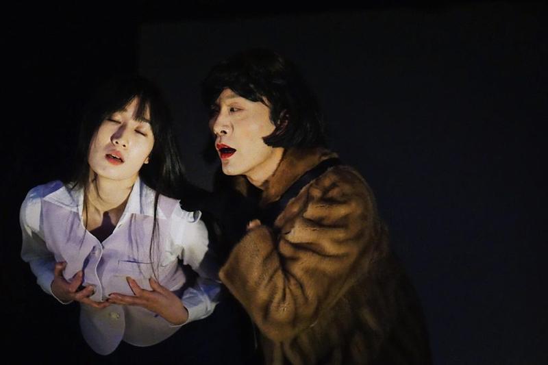 市原佐都子/Q 『毛美子不毛話』 『妖精の問題』