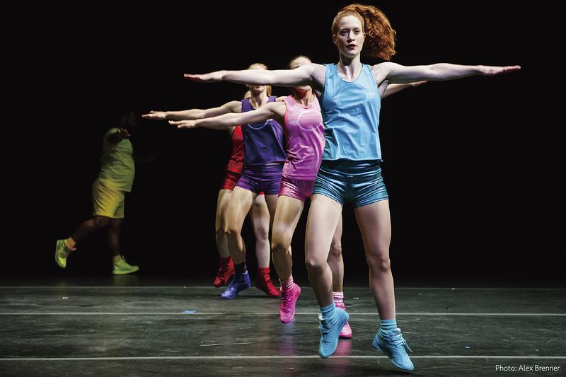 パウラ・ロソレン/Haptic Hide(ドイツ) 『Aerobics!- A Ballet in 3 Acts』(2015)
