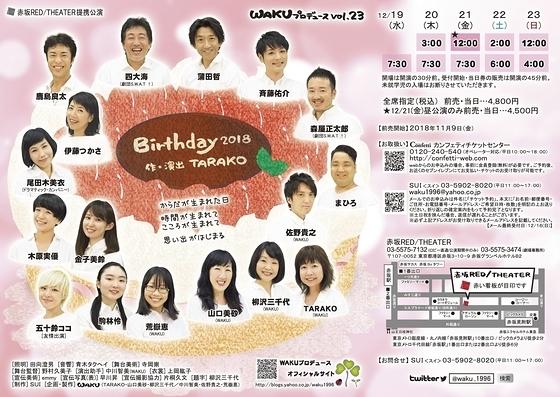 Birthday2018