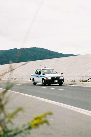 ハイドロブラスト(太田信吾)「幽霊が乗るタクシー」