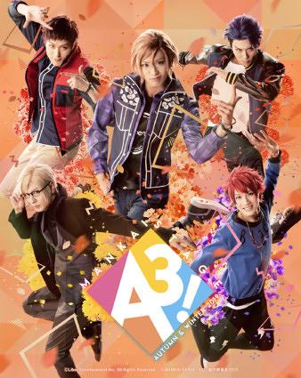 MANKAI STAGE『A3!』