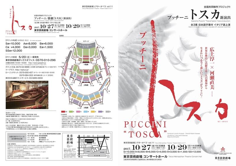 プッチーニ/歌劇『トスカ』