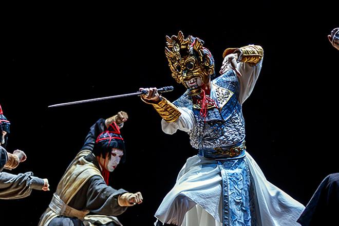 ワン・シャオイン(中国) 「 蘭陵王」