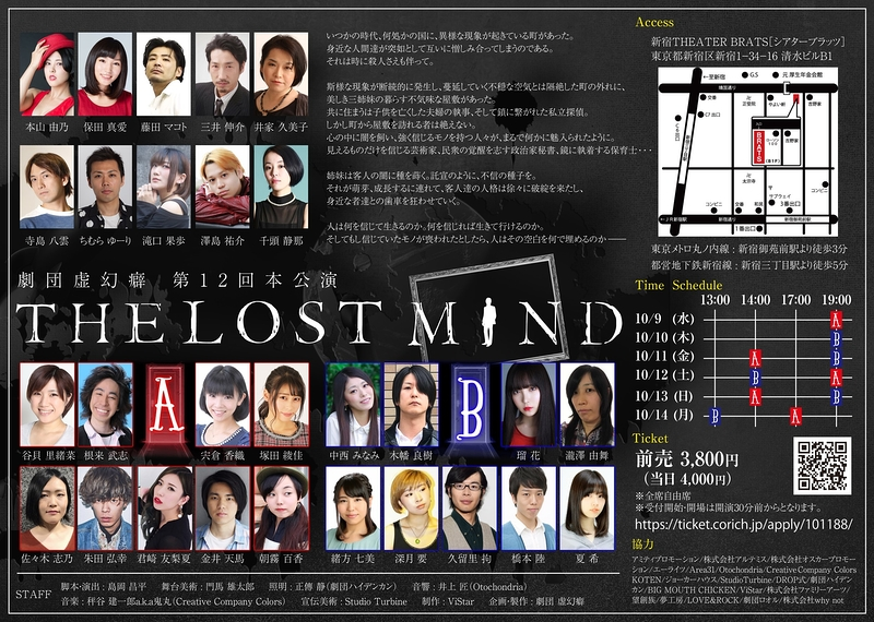 The Lost Mind