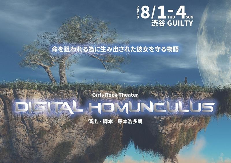 DIGITAL HOMUNCULUS