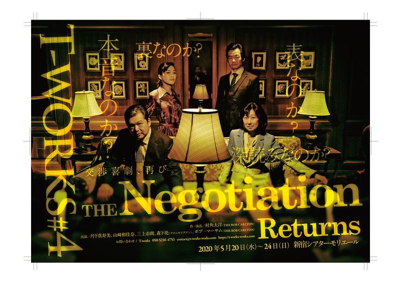 THE Negotiation:Returns【公演中止】