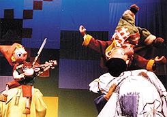 「うかれバイオリン」「しちめんちょうおばさんのこどもたち」