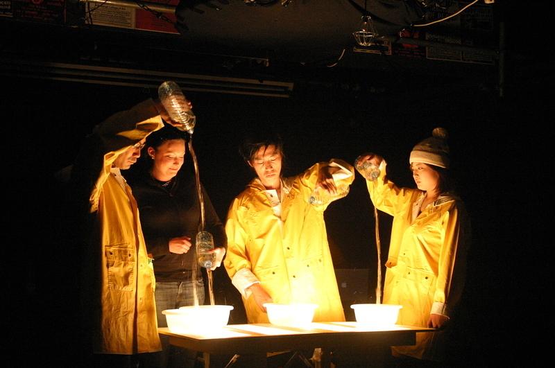 Shut up, play!! シンガポール招聘/ロンドン招聘/エジンバラ・フェスティバル・フリンジ2009参加公演