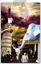 GOOD DESIGN GIRL LOVES ART!
