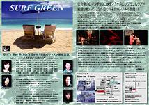 色彩シリーズ Act.6  「SURF GREEN -ハネムーンinハワイ」
