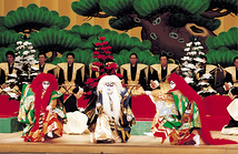 シネマ歌舞伎『連獅子/らくだ』
