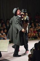 トービョーン・アスティ + 津波信一「 小さな紳士」