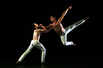 ブベニチェクとドレスデン国立歌劇場バレエ団の俊英たち