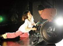 NPO法人ダンスボックス 循環プロジェクト公演「≒2 にあいこーるのじじょう