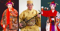 世界にはばたく琉球舞踊