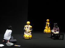 ロボット版『森の奥』