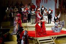 ルーマニア ブカレスト国立歌劇場『カルメン』