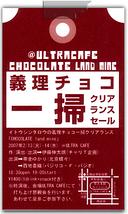 CHOCOLATE LAND MINE