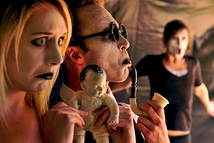 Bootworks Theatre『Little Box of Horrors』/『Une Boite Andalpuse』