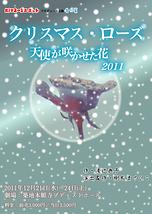 クリスマス・ローズ(天使が咲かせた花2011)