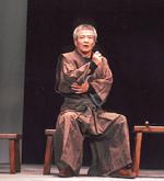 緒形拳ひとり舞台『白野 -シラノ- 2007』