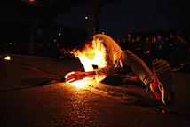 揮発性身体論「EVANESCERE」/「 密かな儀式の目撃者」
