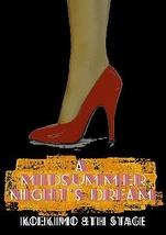 A MIDSUMMMER NIGHT'S DREAM