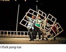チェ・ジナ/劇団ノルタン『1洞28番地、チャスクの家』