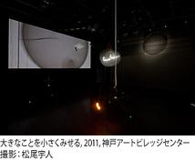 梅田哲也パフォーマンス2012「ゴミと箱と音楽」