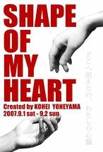 SHAPE OF MY HEART