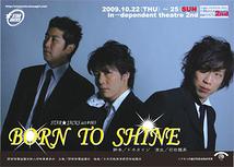 BORN TO SHINE