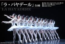 第13回世界バレエフェスティバル全幕特別プロ「ラ・バヤデール」