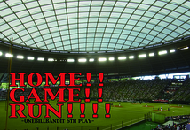 HOME!!GAME!!RUN!!!!