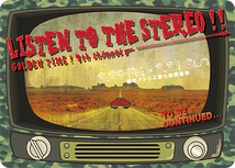 LISTEN TO THE STEREO!!【満員御礼!】
