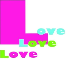 【Love Love Love】