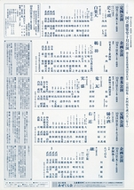 企画公演  復曲能・鵜羽